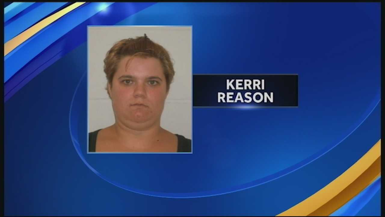 A Keene woman has been accused of trying to hire her ex-husband via text messages to kill her estranged boyfriend.