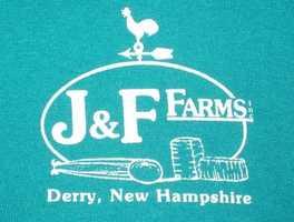 Tie-12) J & F Farms in Derry