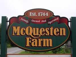 4) McQuesten Farm in Litchfield
