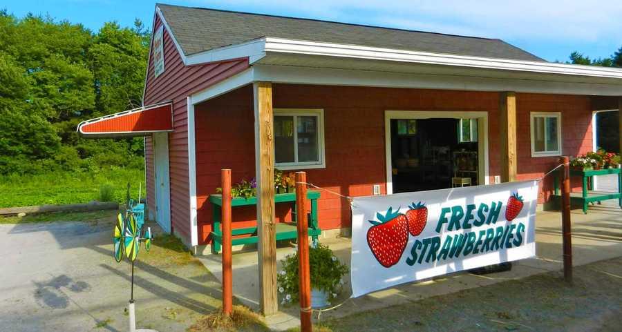 2) Peters' Farm in Salem