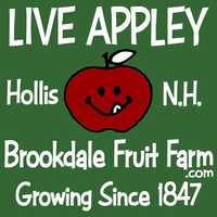 12 tie. Brookdale Fruit Farm in Hollis