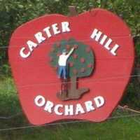4 tie. Carter Hill Orchard in Concord
