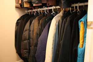 We'll start with an obvious one... winter coats! Stay warm in style as you bundle up for those New England snowstorms.