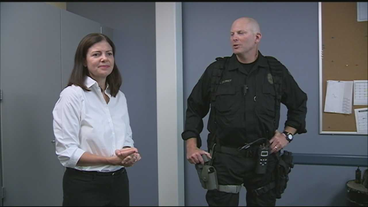Ayotte Ride Along