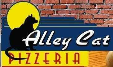 11 tie. Alley Cat Pizzeria in Manchester