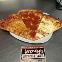 2. Jeremy's Pizzeria & Deli in Newmarket