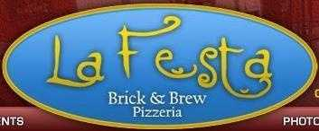10 tie. La Festa Brick and Brew Pizzeria in Derry