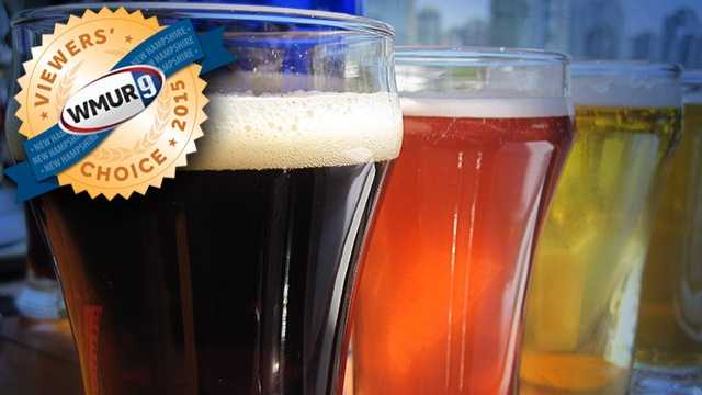 This week, we asked our viewers who brews the best craft beer in the Granite State. Take a look at the top responses!
