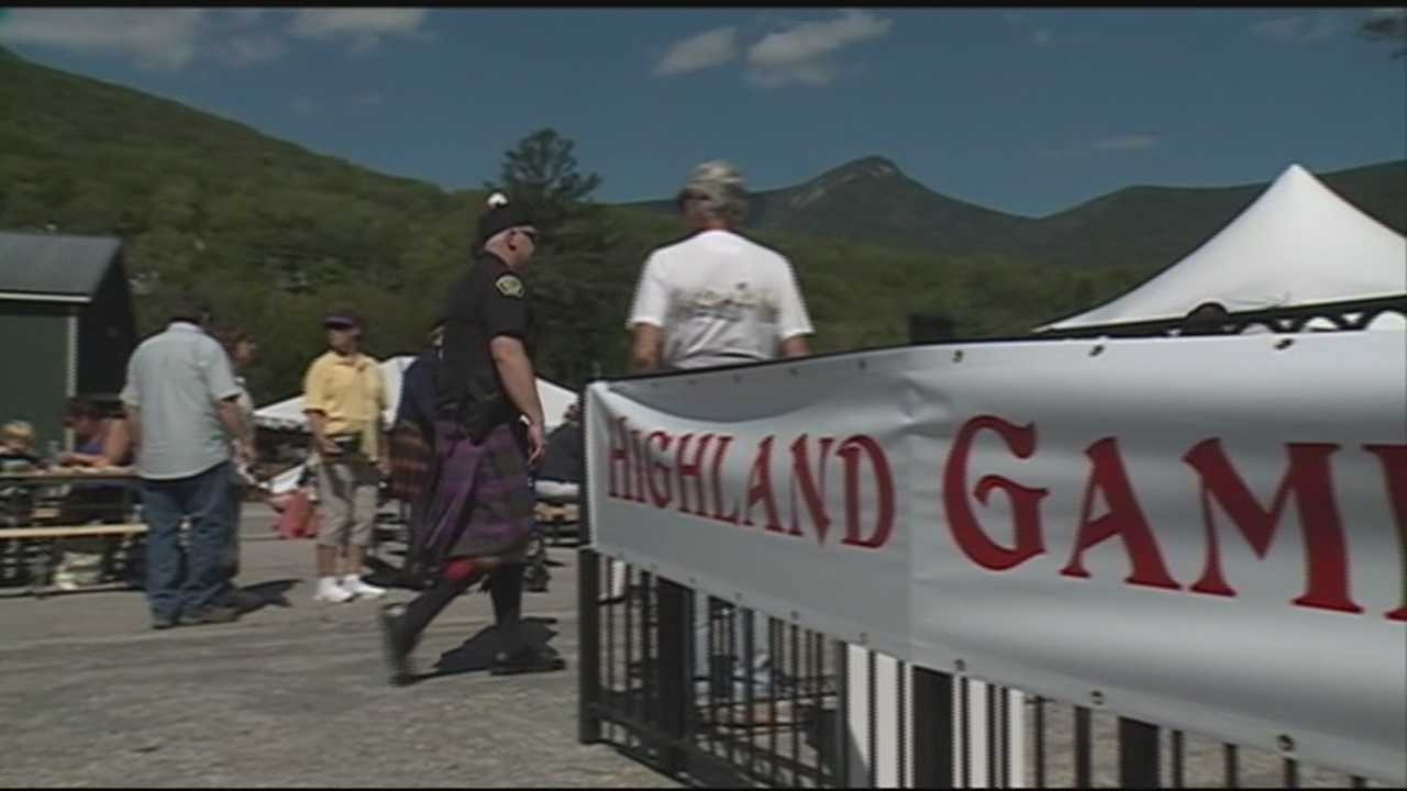 The Highland Games return to New Hampshire this weekend, continuing a celebration of Scottish traditions that goes back four decades.