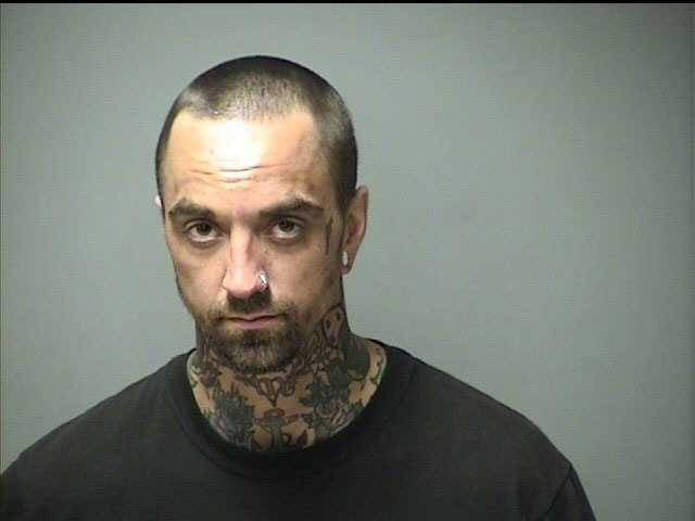 Dusty Frasca, 31 of Nashua, is charged with Possession of a Controlled Drug.