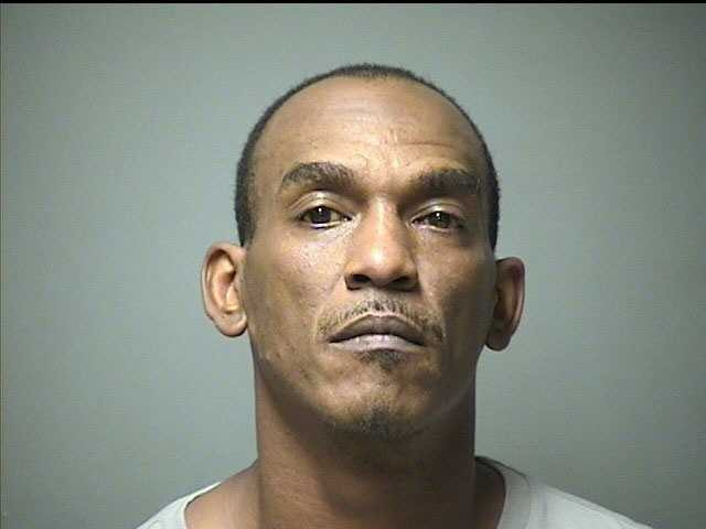 Errol Flynn, 42 of Manchester, taken into custody on an Arrest Warrant for Sale of a Controlled Drug (Crack-cocaine). He was also charged with charged with Possession of a Controlled Drug.