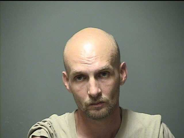 Jason Littlefield, 38, of Manchester, was charged with Warrant-Theft by Deception.