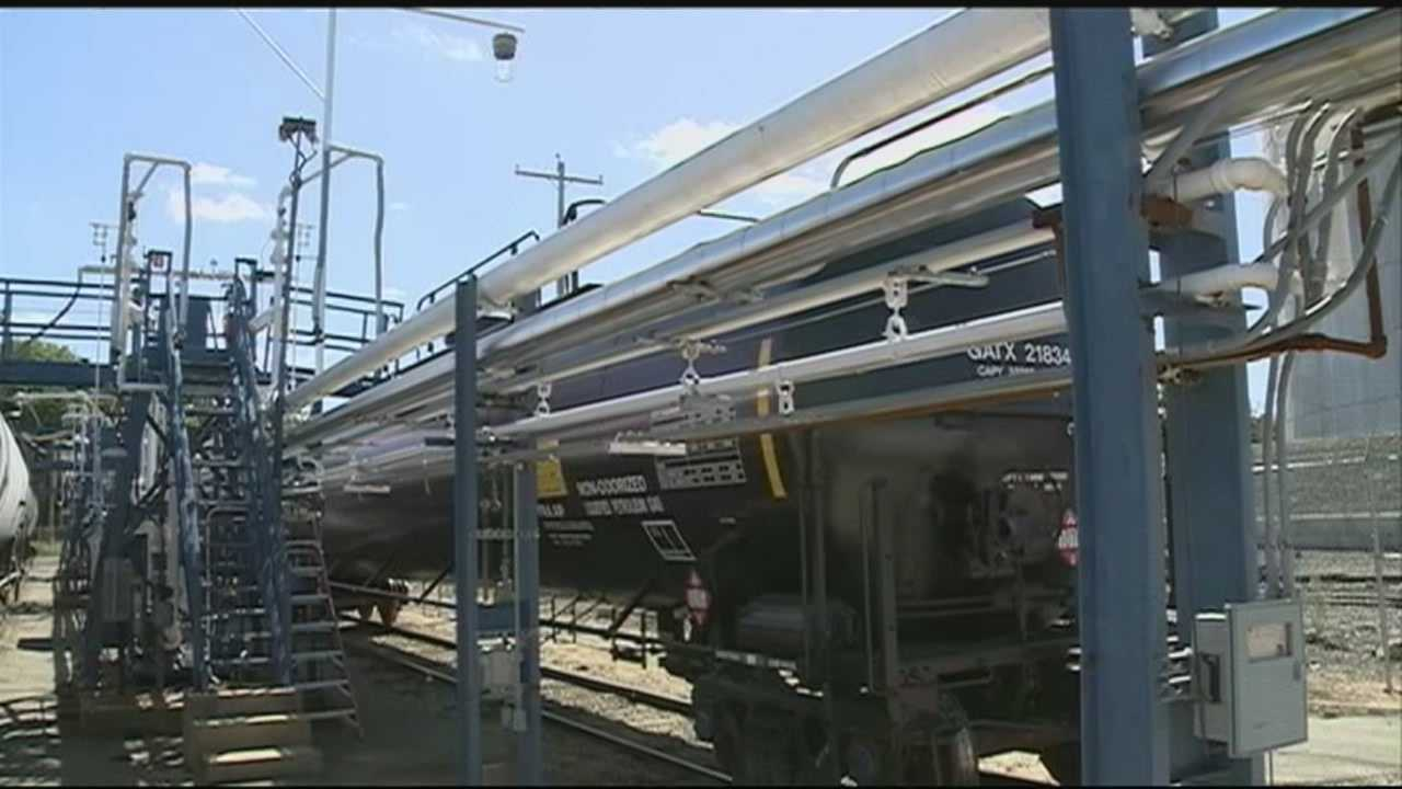 Pan Am Railways confirmed Monday that a rail yard in downtown Portsmouth is under consideration as a possible site for off-loading propane.