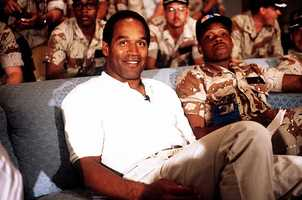 OJ Simpson's murder trial took place in 1995, with opening statements made on Jan. 24, 1995 and the verdict reached on Oct. 3, 1995.