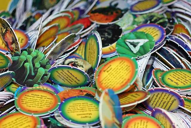 Pogs, a popular game made from POG juice bottle caps, was thought to be created in 1995.