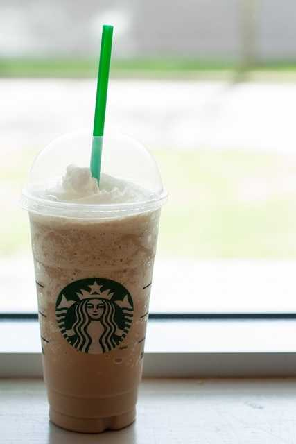 The Starbucks Frappuccino debuted in 1995. It was originally created by The Coffee Connection in Boston, which Starbucks acquired the year before, along with the rights to the frosty drink.