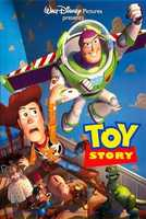 """The Pixar movie """"Toy Story"""" premiered in November 1995. It was the first feature-length computer-animated film."""