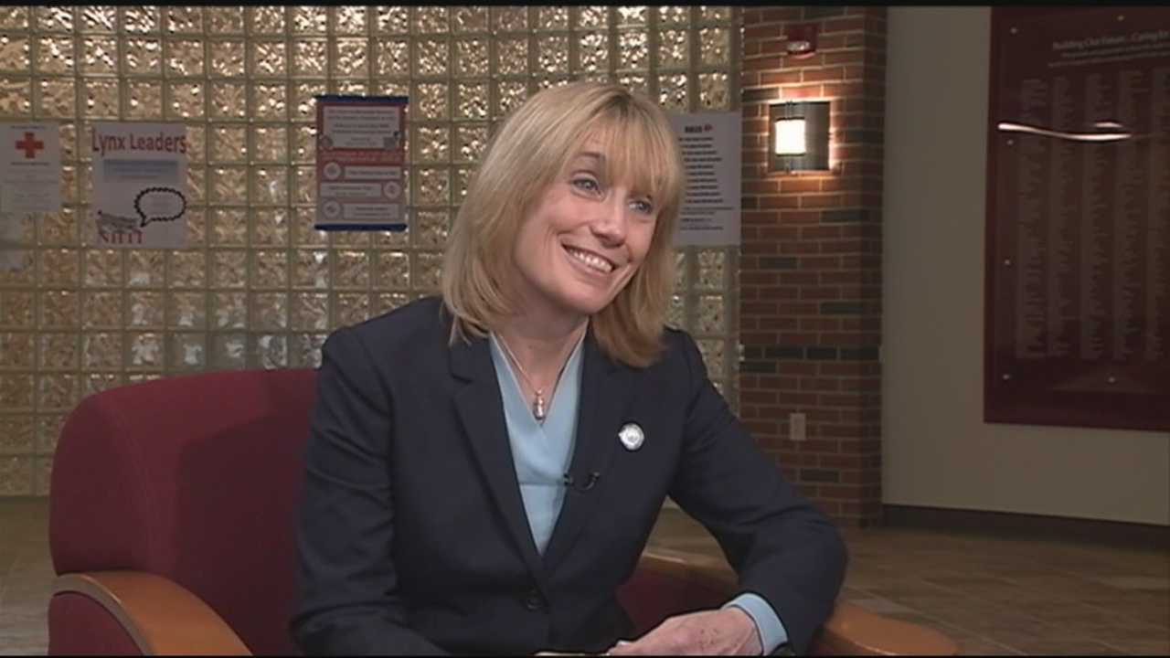 It's been anticipated for the better part of a year, and Monday it finally arrived. Gov. Maggie Hassan announced that after two terms as governor, she is now a candidate for the U.S. Senate, setting up a battle royal with Republican U.S. Sen. Kelly Ayotte.