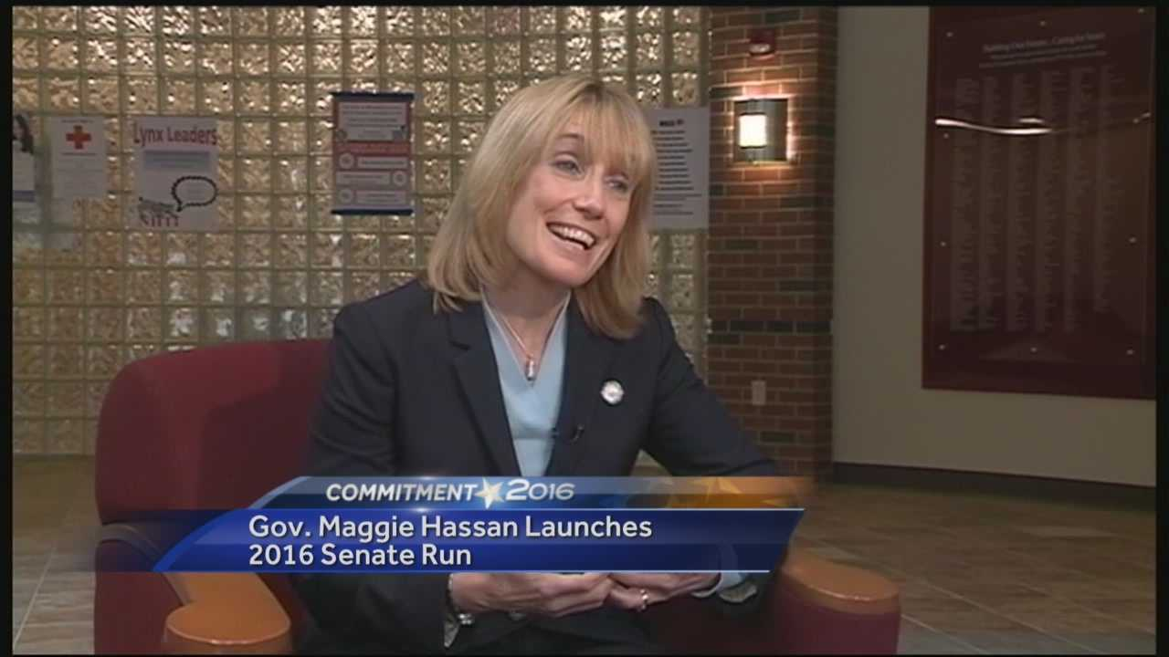 On Monday, Gov. Maggie Hassan announced she'll make a bid for a U.S. Senate seat in 2016. Now, the race for her spot as governor is wide open with several people from both sides of the aisle considering a run.