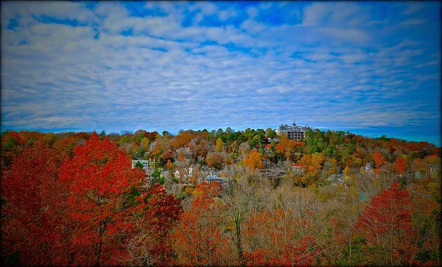 5. Eureka Springs, Arkansas