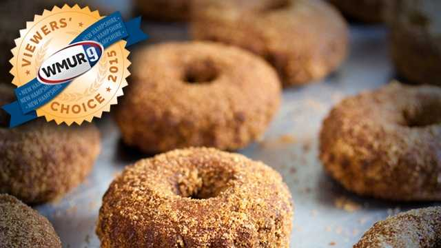 This week, we asked our viewers where to find the best apple cider doughnuts in the Granite State. Take a look at the top responses!