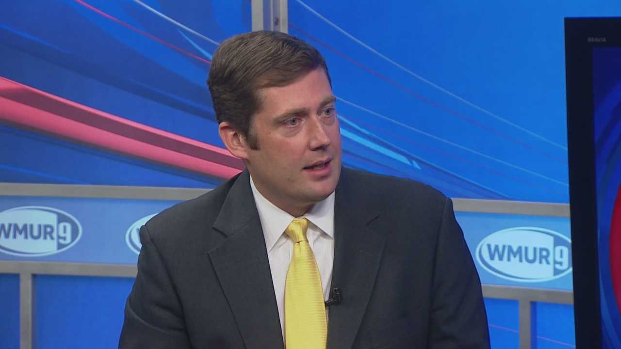 "Days after Gov. Maggie Hassan announced she was running for U.S. Senate, Democratic Executive Councilor Colin Van Ostern announced he was running for governor. Hear from him on this week's ""CloseUP."""