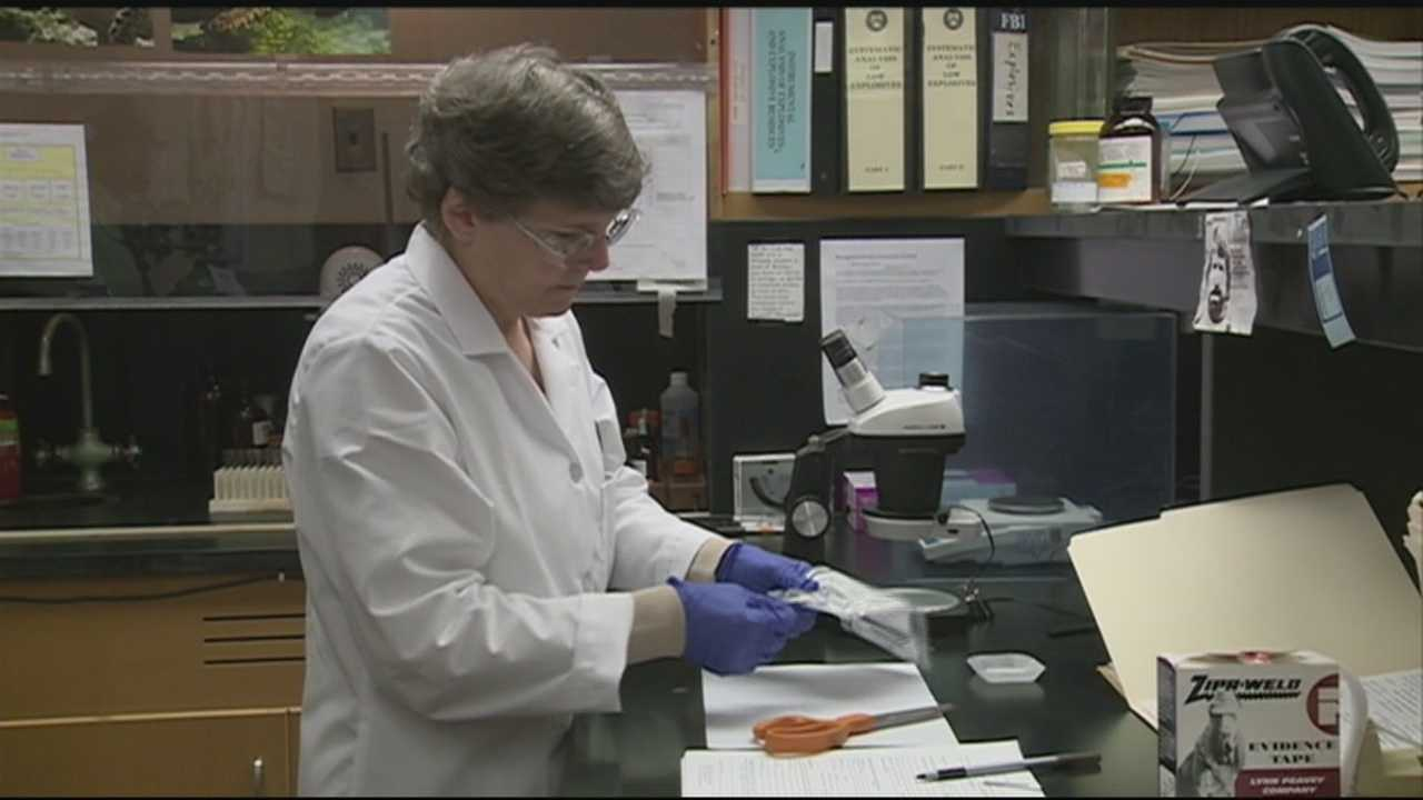 The State Police Forensic Laboratory is seeing more heroin and fentanyl cases than it can process.