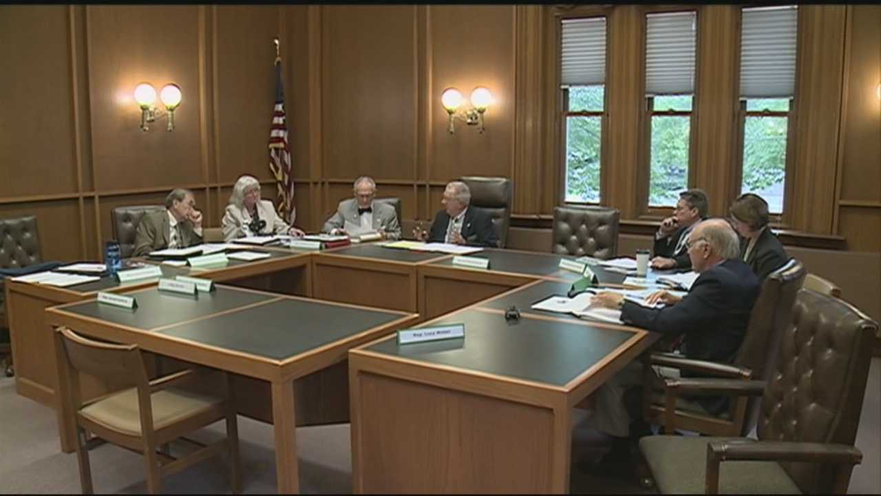 A state commission heard recommendations Tuesday to improve services to children who are victims of abuse or neglect.