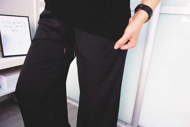 Slacks or britches vs. pants