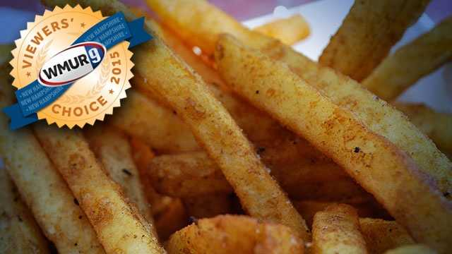 This week, we asked our fans who serves the best french fries in the Granite State. Take a look at the top responses.