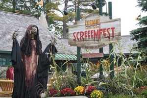 8. Canobie Lake Park presents Screemfest in Salem
