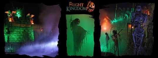1. Fright Kingdom in Nashua
