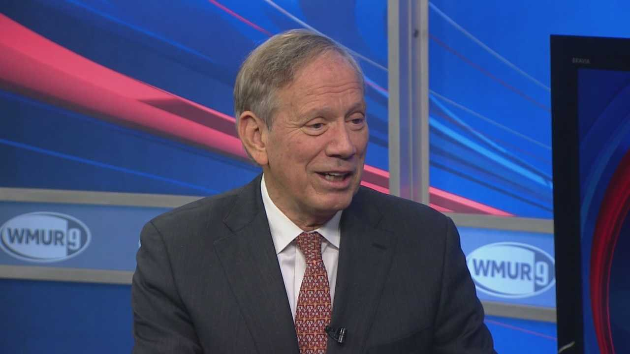 Republican presidential candidate George Pataki sits down with Josh McElveen on CloseUP.