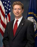 How tall is Rand Paul? He is 5 feet 8 inches tall.