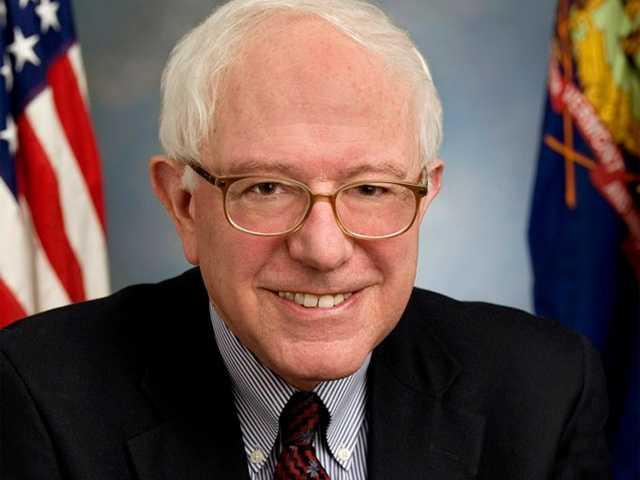 How old is Bernie Sanders? He is 74 years old.