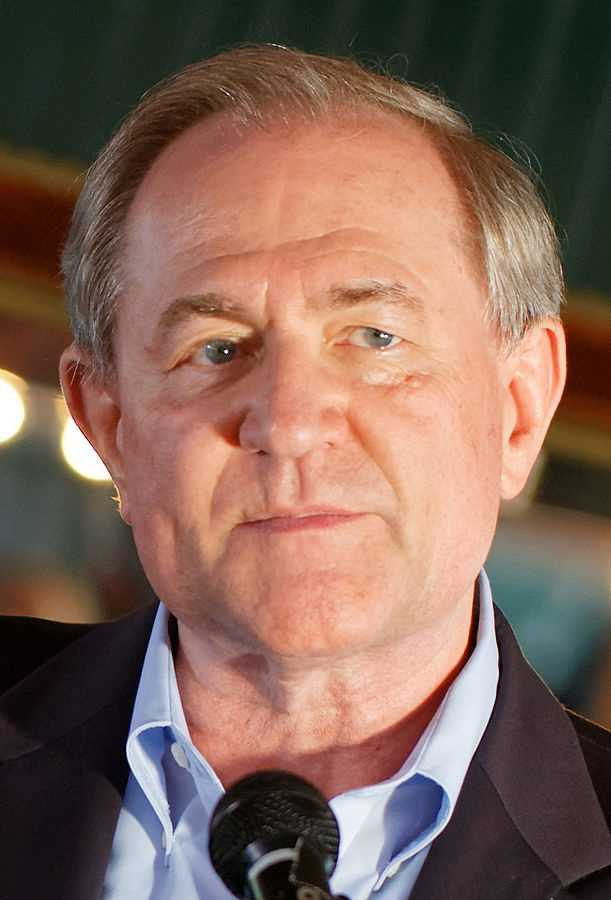 Who is Jim Gilmore? He is the former governor of Virginia.