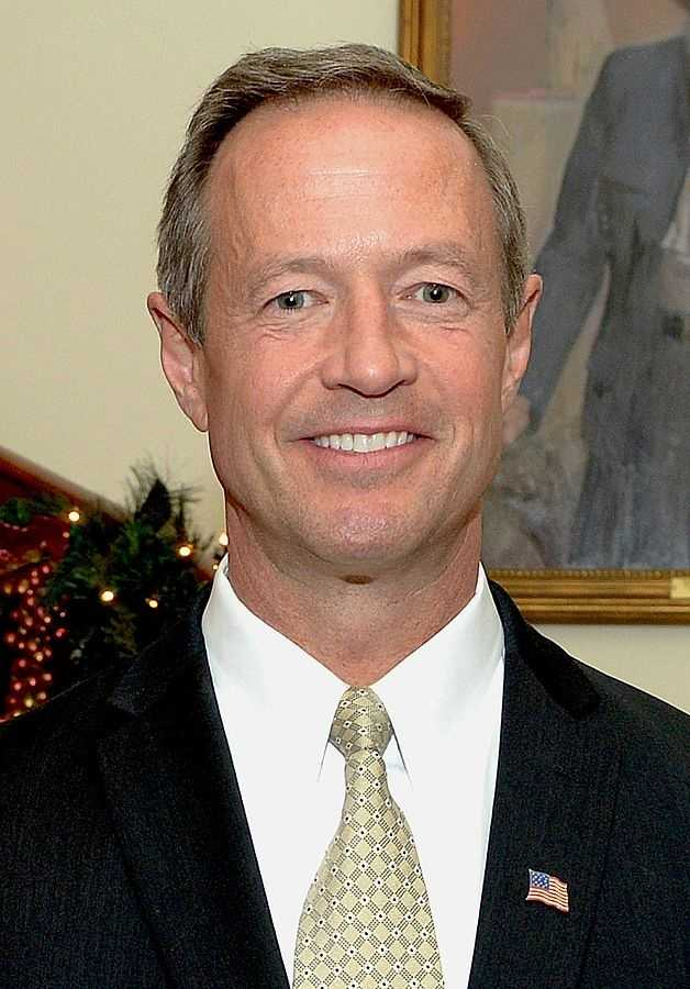 Is Martin O'Malley a Democrat or Republican? He is running as a Democrat.