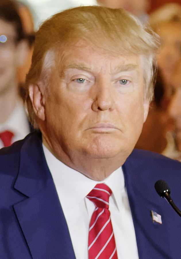 How old is Donald Trump? He is 69 years old.