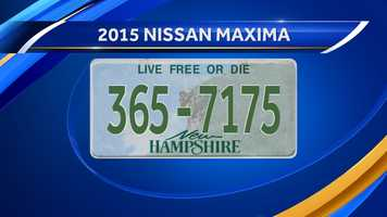 Rondon is believed to be traveling in a black 2015 Nissan Maxima with New Hampshire license plate 365 7175. He may be traveling with his girlfriend, Aaliyah Hunter, 22, of Manchester. Hunter is not wanted by police.
