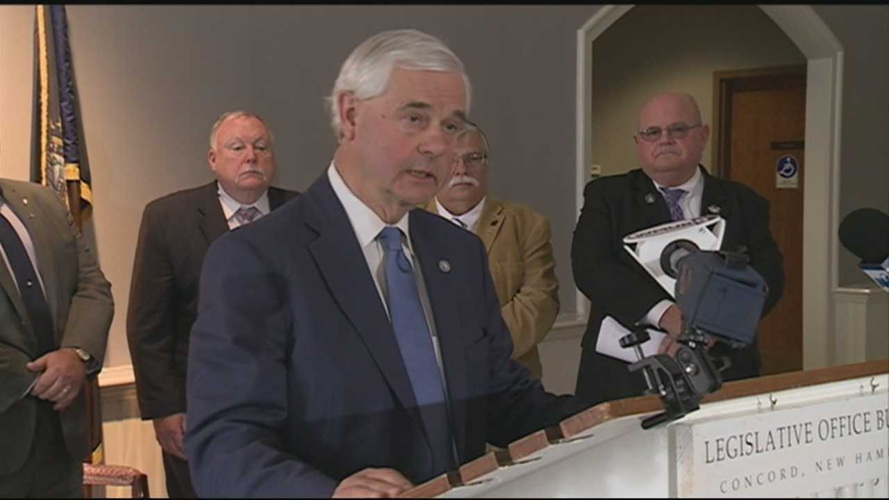 Gov. Maggie Hassan and Republican leaders talked Wednesday about passing legislation that will address the heroin epidemic, and the governor said it needs to happen sooner rather than later.