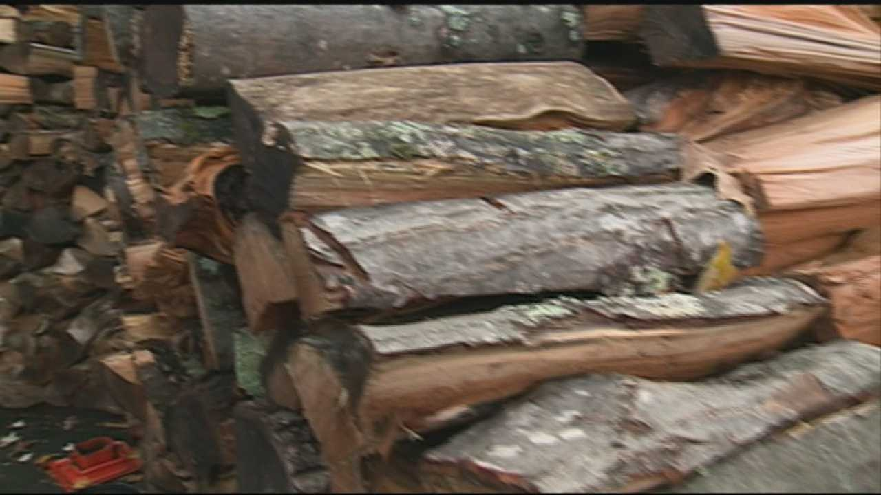 As winter approaches, the cost of heating oil and propane are down, while firewood prices are up.