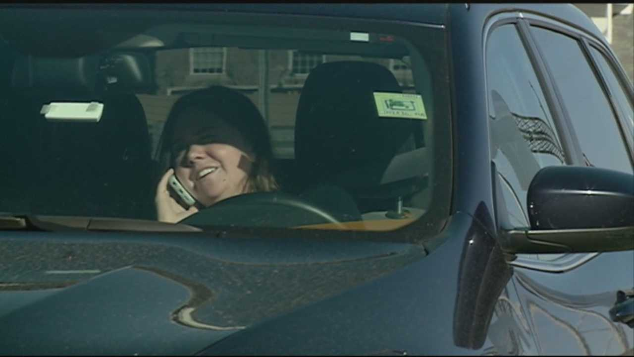 Four months after New Hampshire's hands-free driving law took effect, police said they have been handing out many tickets, but at a lower rate than speeding tickets.