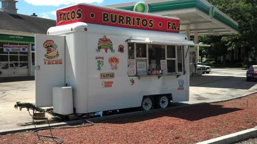 2 tie. B's Tacos in Londonderry