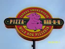 2 tie. Yankee Smokehouse in West Ossipee