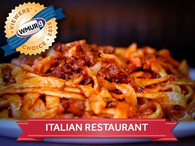 This week, we asked our viewers where to find the best Italian restaurant in the Granite State. Take a look at the top responses!