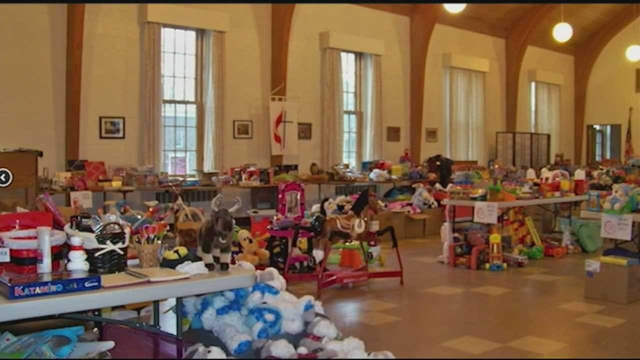 A grassroots organization is helping families on the Seacoast over the holidays.