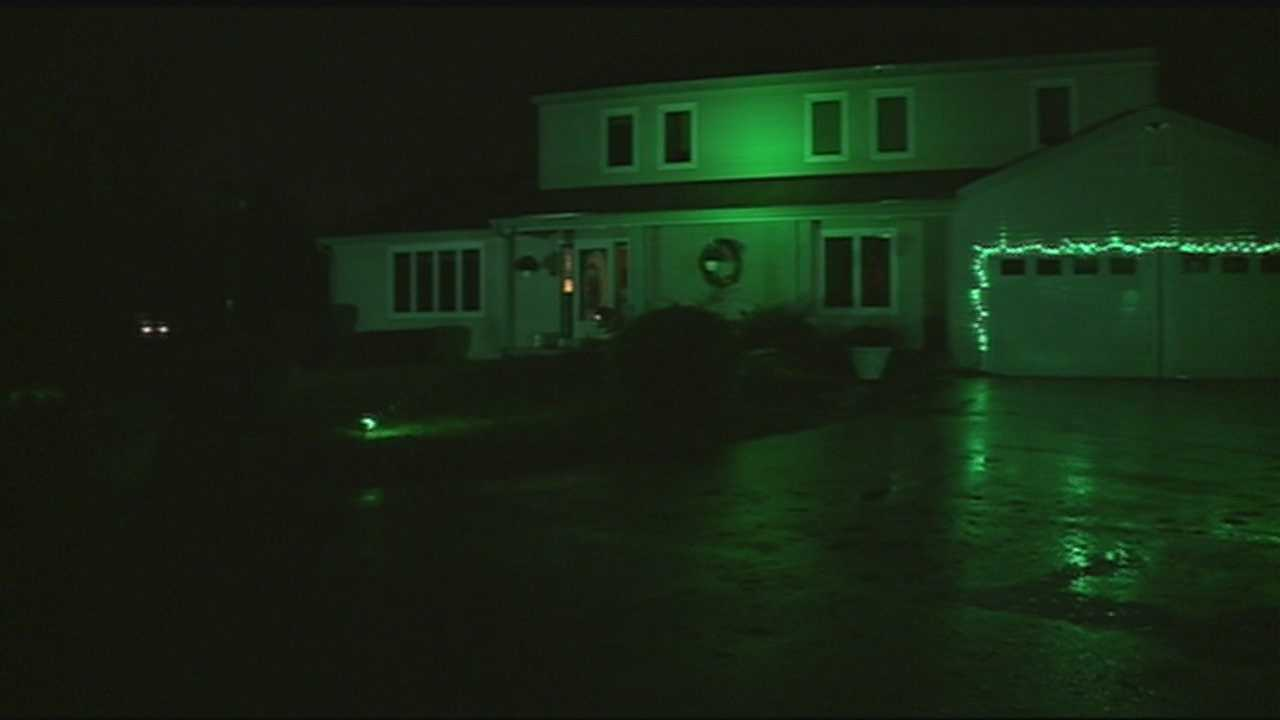 A new project called Greenlight a Vet asks people to place a green lightbulb in a window or outside their home to show support for veterans.