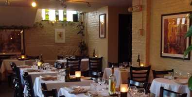 4 tie. Angelina's Ristorante Italiano in Concord