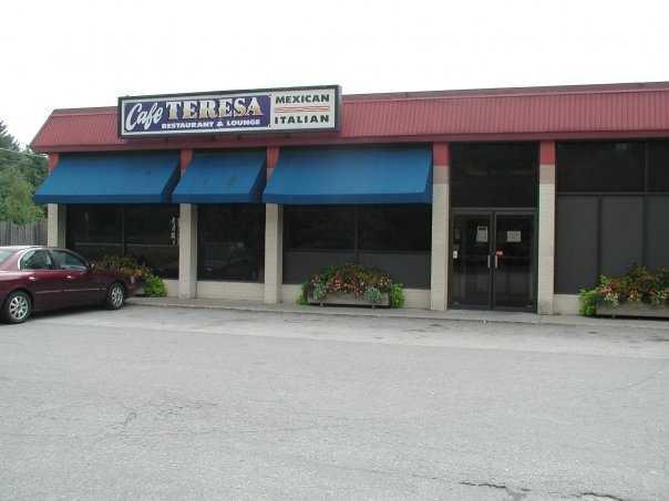 11 tie. Cafe Teresa in Londonderry