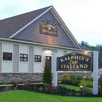 8 tie. Ralphie's Cafe Italiano